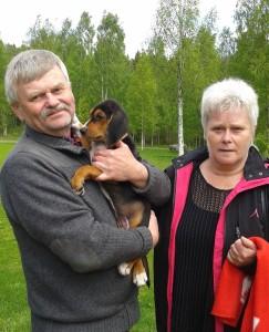 Trollmyrbergets Drillo Ägare: Birger Edqvist, Lugnvik